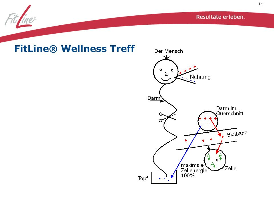 14 FitLine® Wellness Treff