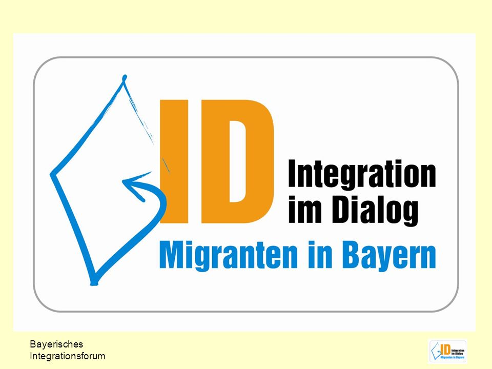 Bayerisches Integrationsforum