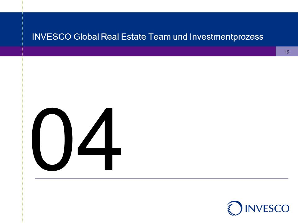 16 04 INVESCO Global Real Estate Team und Investmentprozess