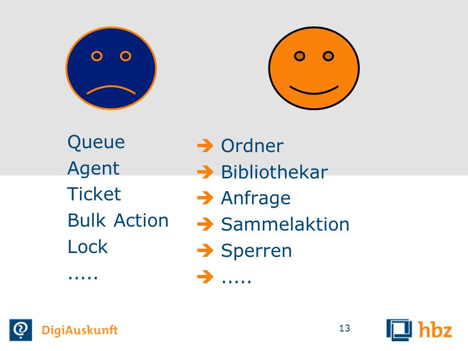 13 Queue Agent Ticket Bulk Action Lock..... Ordner Bibliothekar Anfrage Sammelaktion Sperren.....