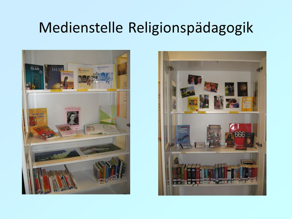 Medienstelle Religionspädagogik