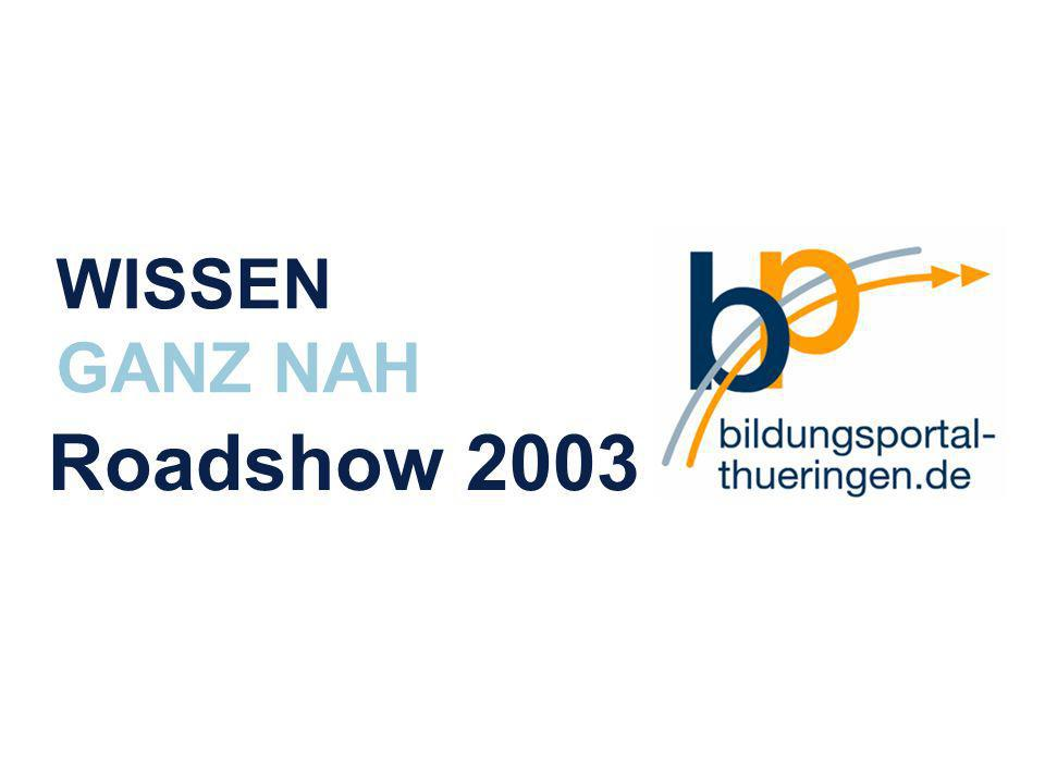 Roadshow 2003 S.