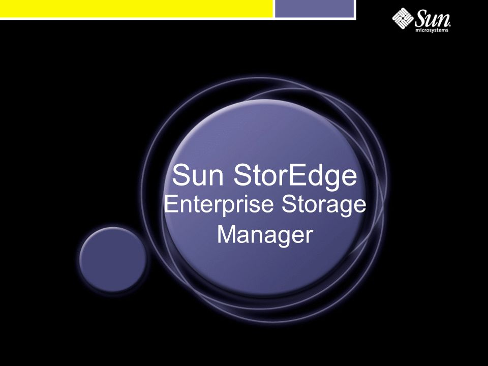 Sun StorEdge Enterprise Storage Manager