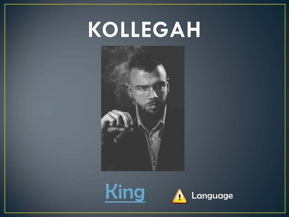 King King Language