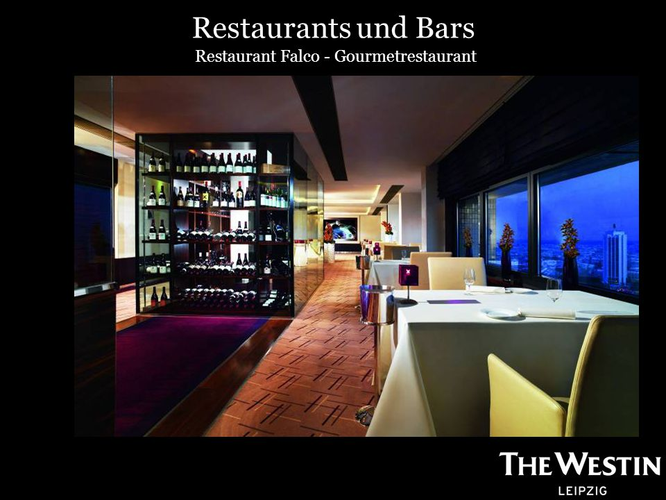 Restaurant Falco - Gourmetrestaurant Restaurants und Bars
