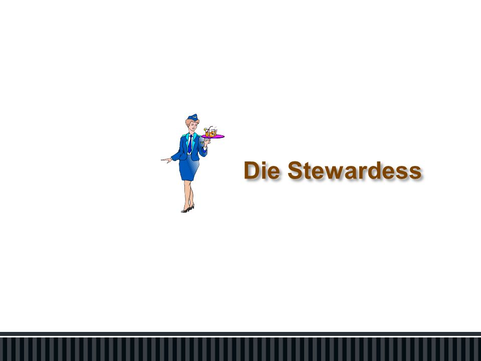 Die Stewardess