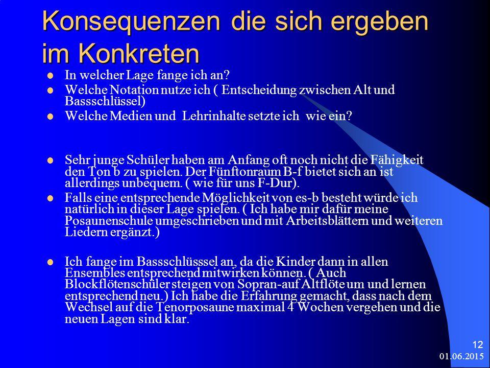 Der frühe Anfang auf der Posaune Von Josef Gebker. - ppt herunterladen