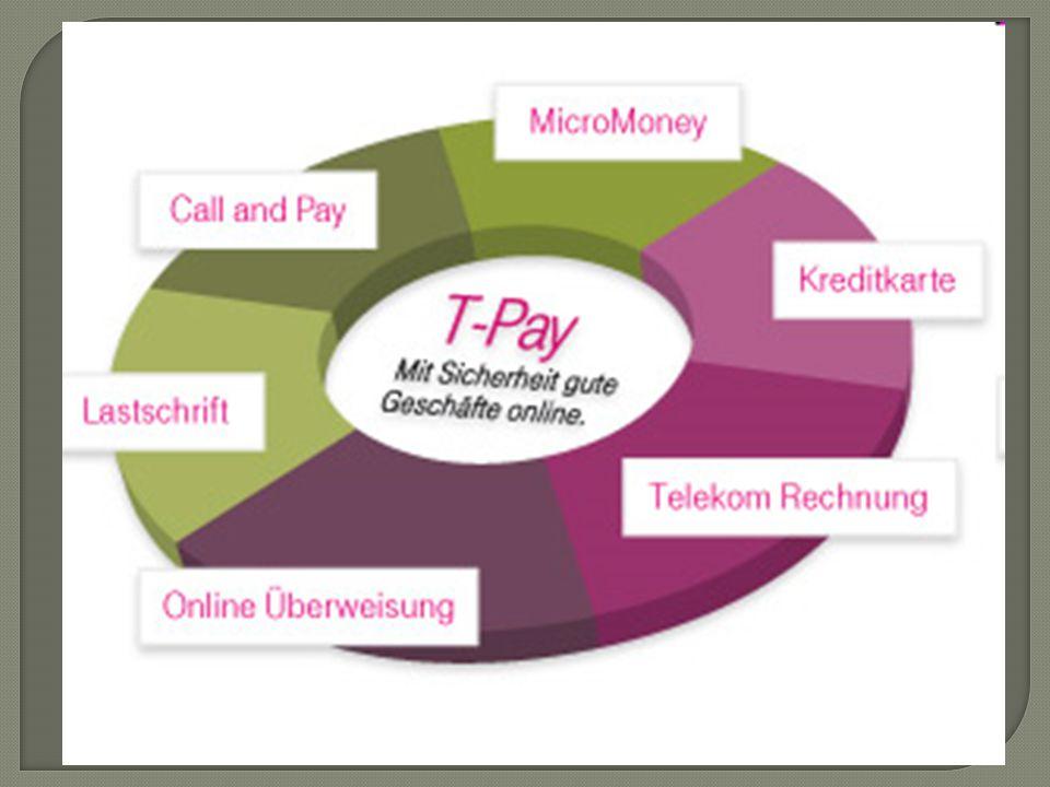 I Was Ist Das Postpaid Verfahren Ii T Pay Funktionsverfahren
