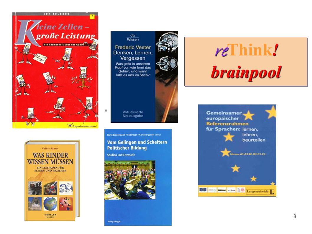 8 re ! brainpool re Think! brainpool Nr