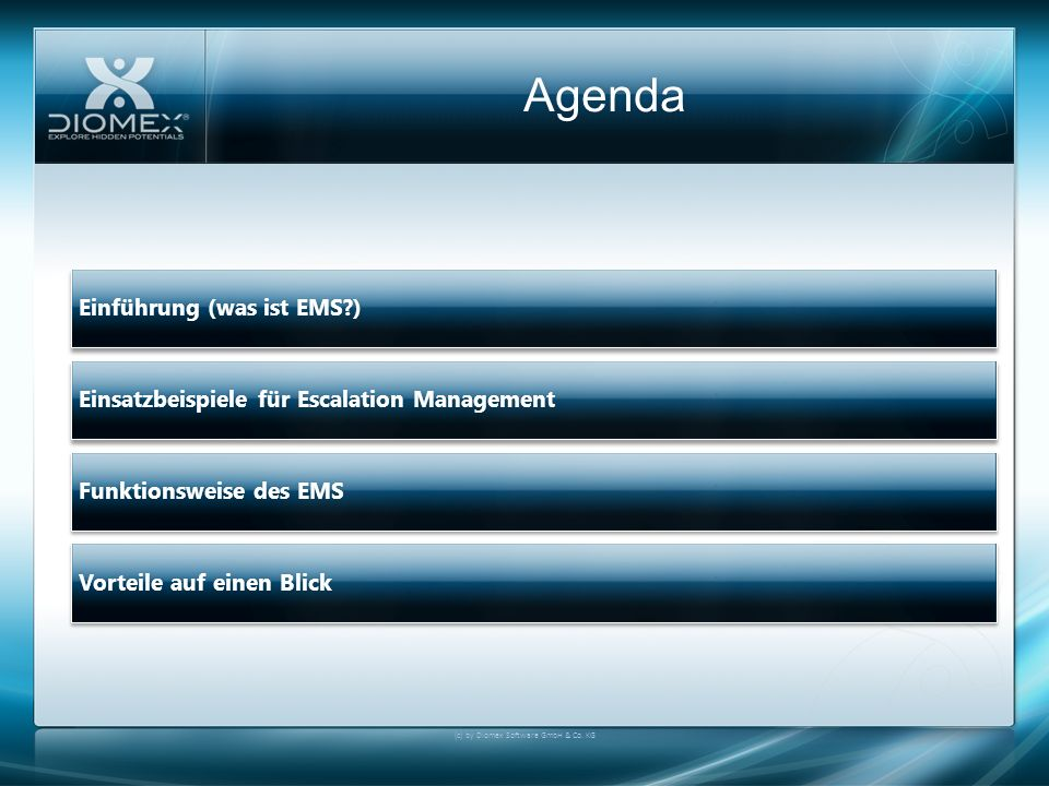 Agenda (c) by Diomex Software GmbH & Co.