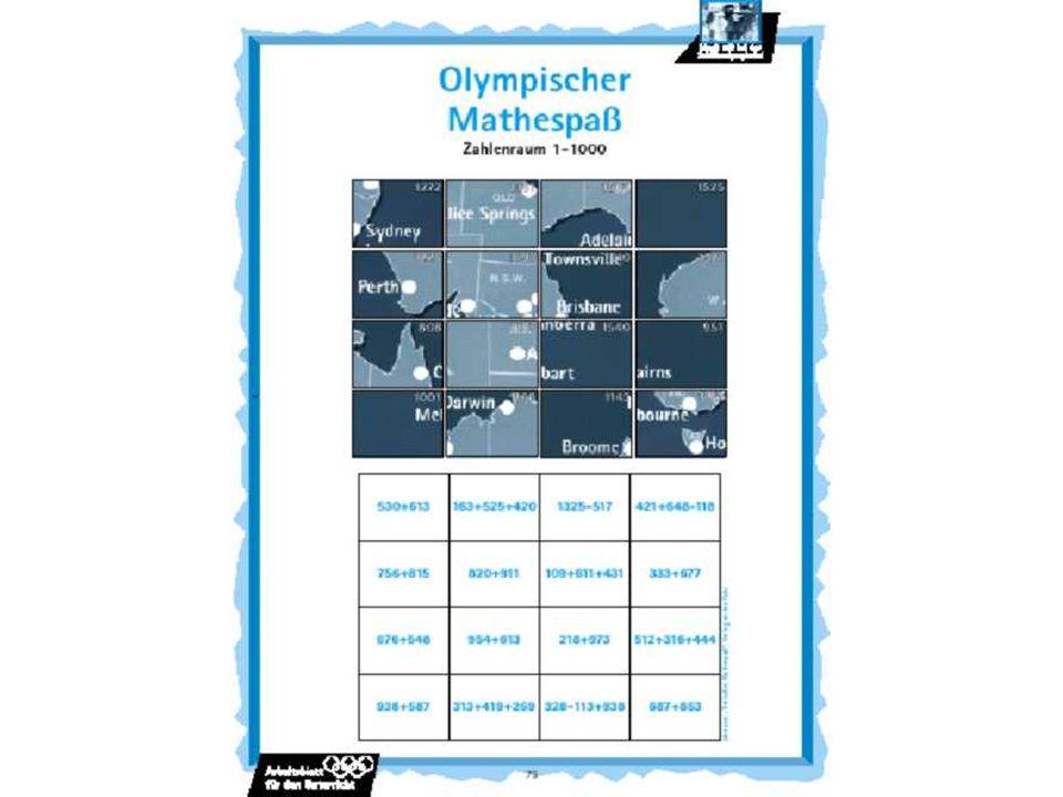 Olympische Erziehung in der Schule - ppt herunterladen
