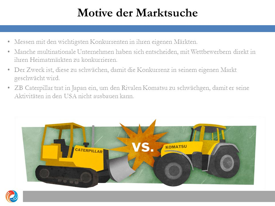 Motive der Marktsuche Copyright © 2012 Pearson Education, Inc.
