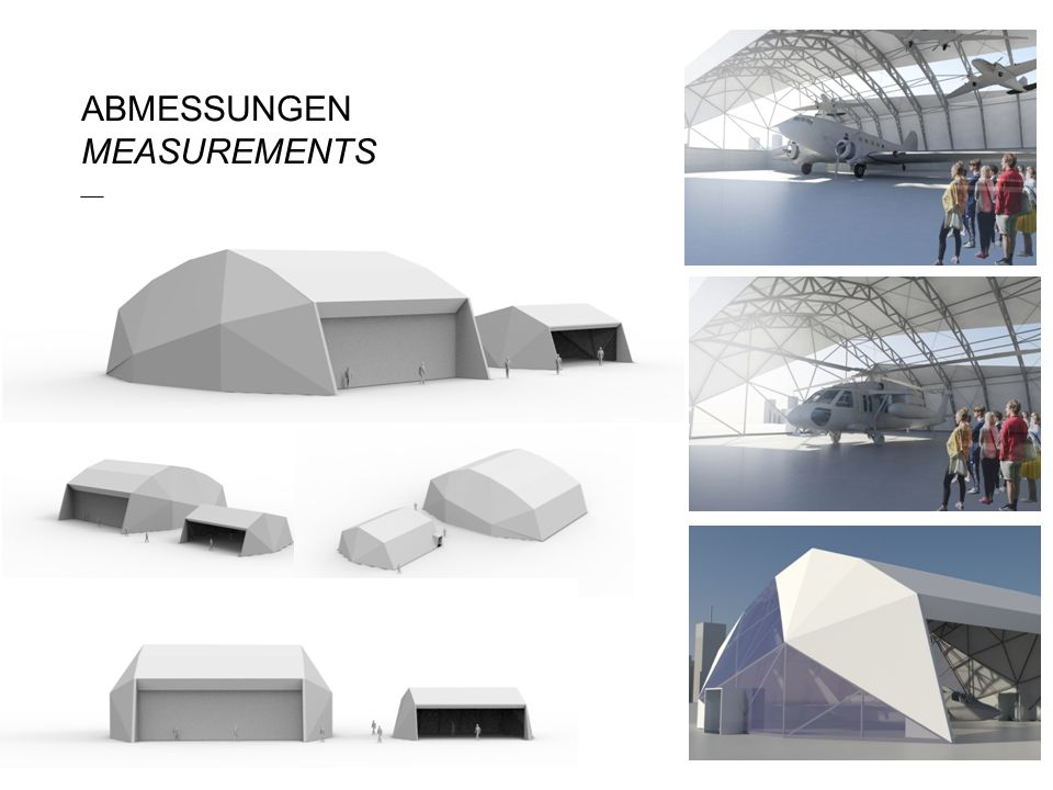 ABMESSUNGEN MEASUREMENTS ___