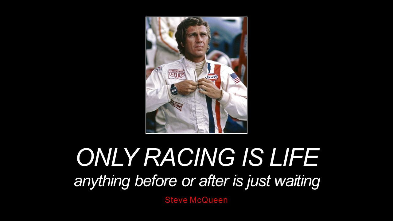 www.fachautotech.ch ONLY RACING IS LIFE anything before or after is just waiting Steve McQueen