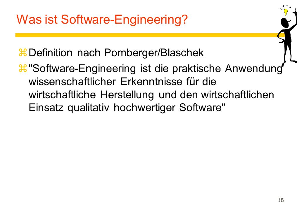 18 Was ist Software-Engineering.