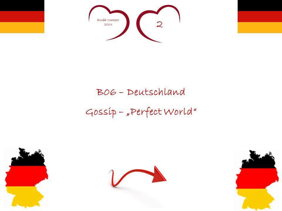 2 B06 – Deutschland Gossip – Perfect World
