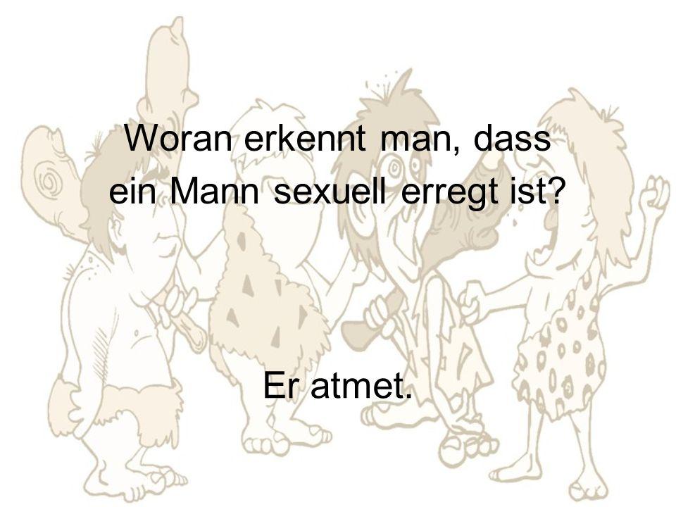 sexuelle erregung beim mann