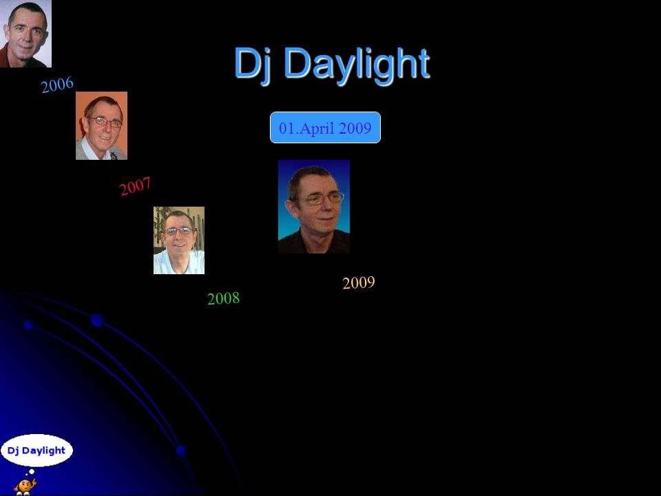 Dj Daylight 2006 2007 01.April 2009 2008 2009