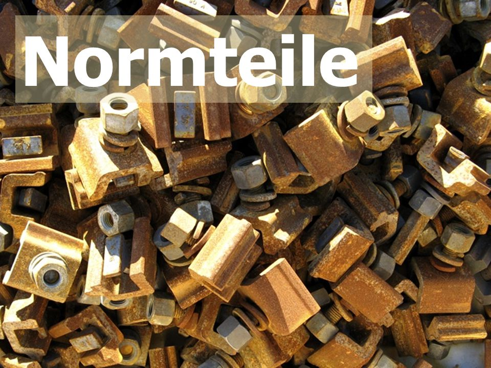Normteile