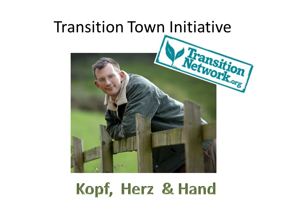 Transition Town Initiative