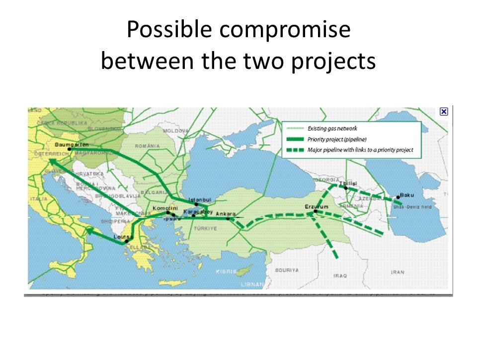 Possible compromise between the two projects