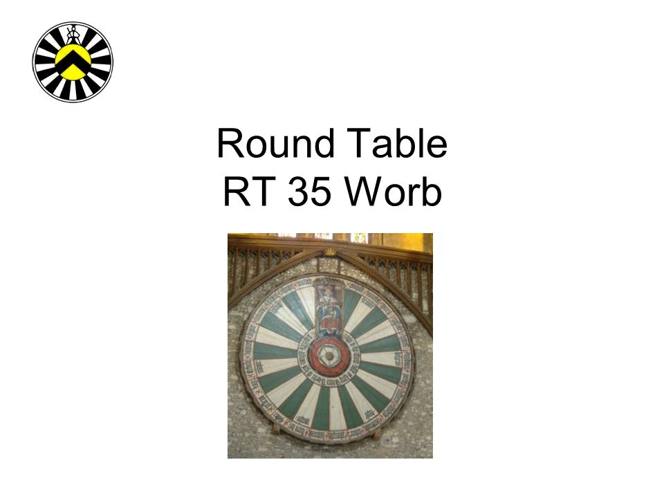 Round Table RT 35 Worb