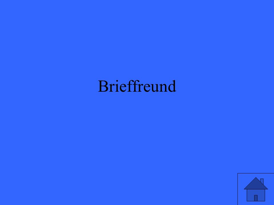 Brieffreund