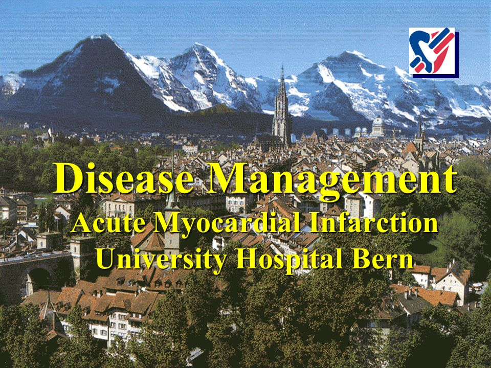 Disease Management Acute Myocardial Infarction University Hospital Bern