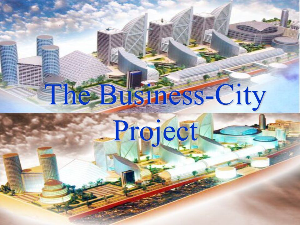 The Business-City Project