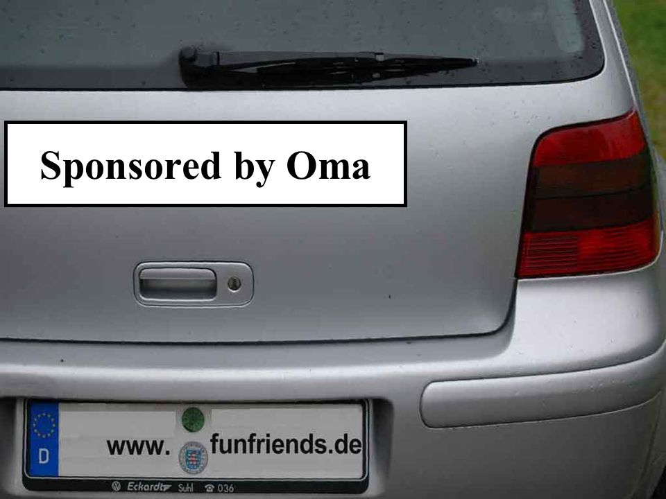 Sponsored by Oma