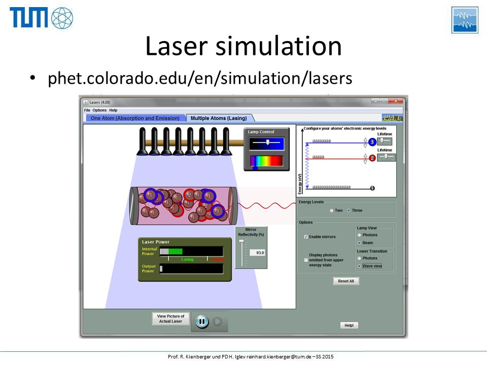 Laser simulation phet.colorado.edu/en/simulation/lasers