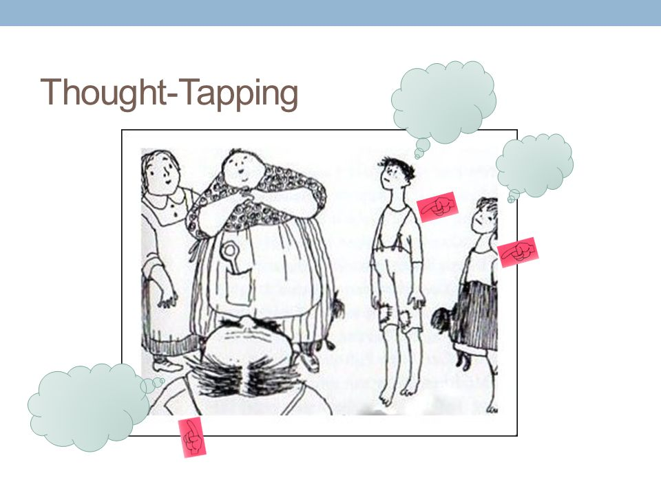Thought-Tapping