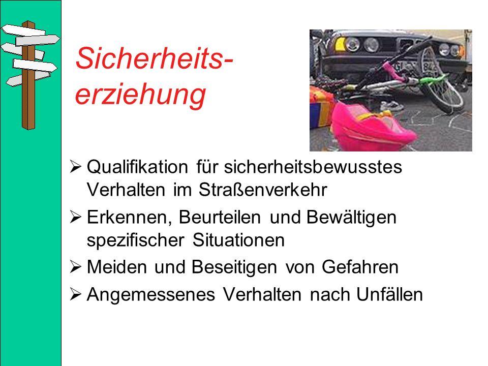 Die neue Verkehrserziehung und Mobilitätsbildung ...