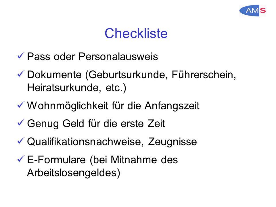 Tipps zur Arbeitssuche in Österreich. Europa Österreich: Einwohner ...