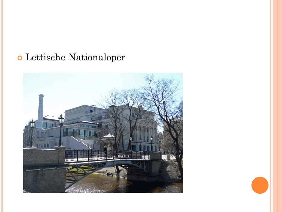 Lettische Nationaloper