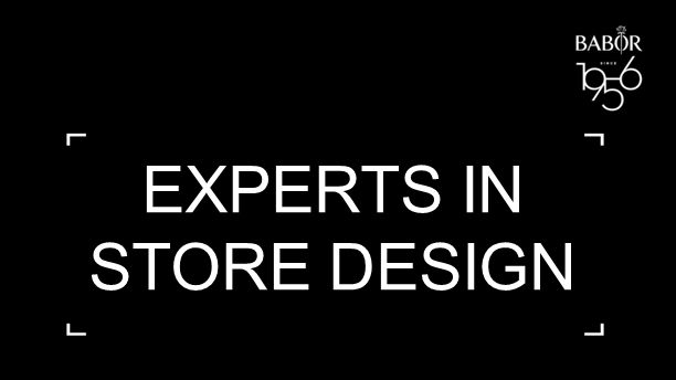 22 EXPERTS IN STORE DESIGN