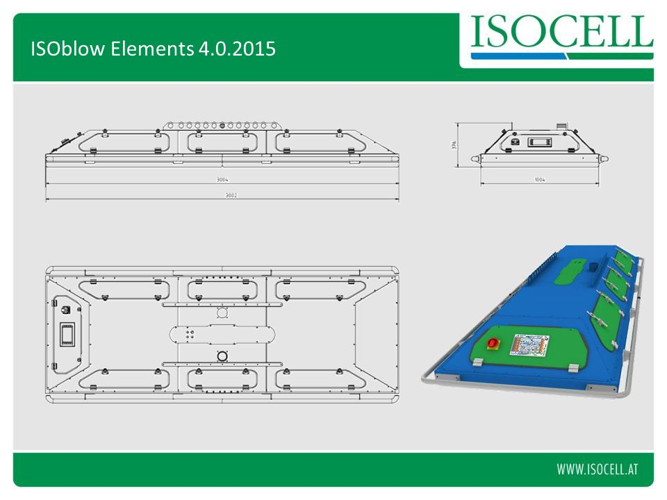 ISOblow Elements 4.0.2015