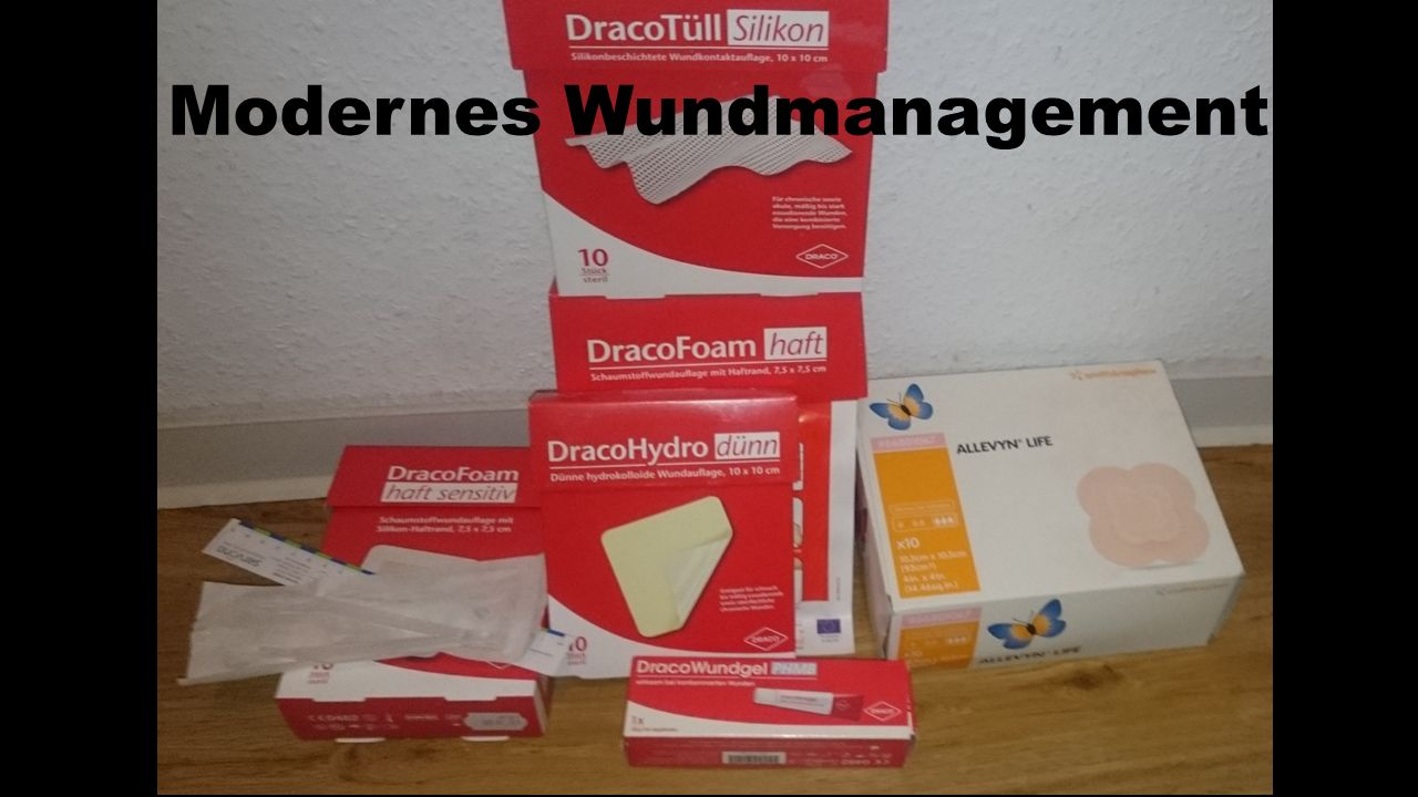 Modernes Wundmanagement