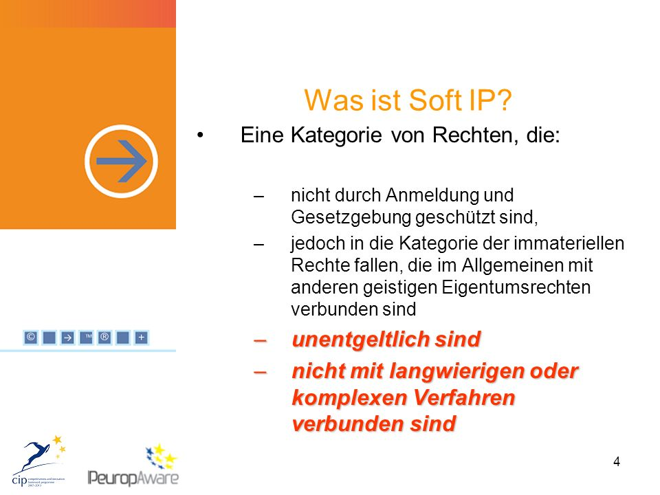 4 Was ist Soft IP.